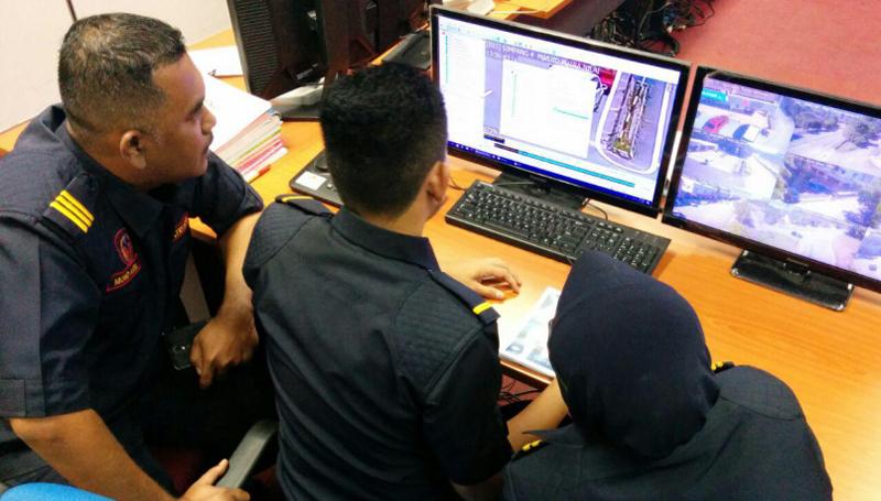 Sistem Kamera Keselamatan Litar Tertutup Cctv Portal Rasmi Majlis Bandaraya Seremban Mbs